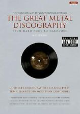 The Great Metal Discography 2 Ed: Complete Discographies Listing Every-ExLibrary