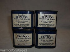 (1) 1946 Antique NOS Delco Wheel Cylinder Repair Kit - Buick, Cadillac, Pontiac