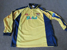 Shaun UDAL England & Hampshire Hawks No 2 Signed Player Issue CRICKET Shirt