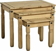 Wooden Coffee Table Small Side End Tables Living Room Indoor Lamp Solid Wood Tea