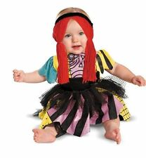 NEW The Nightmare Before Christmas Sally Infant Halloween Costume 6-12 Months