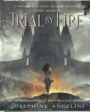 Audio book - Trial by Fire by Josephine Angelini   -   CD
