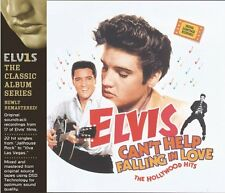 ELVIS PRESLEY : CAN'T HELP FALLING IN LOVE: THE HOLLYWOOD HITS (CD) sealed