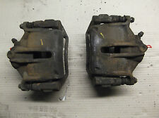 FORD MONDEO MK3 FRONT BRAKE CALIPERS PAIR Set WITH CARRIERS AND BOLTS CALIPER ST