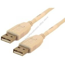 3ft short USB2.0 AA,A~A Male~M Camera/HD Drive/Webcam Patch Cable/Cord/Wire {L