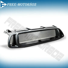 For 04-05 Subaru Impreza WRX STI Black ABS Front Grille Grill New In Box