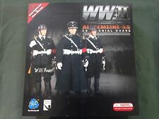 "DID 1/6 Scale 12"" WWII German Ceremonial Guard Willi Bauer Action Figure D80040"