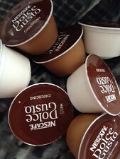 Dolce Gusto 50 mix Chococino (25 milk and 25 chocolate pods)