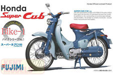 FUJIMI PLASTIC BIKE MODEL KIT 1;12 SCALE HONDA SUPER CUB * LIMITED RESTOCK!*