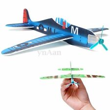 10x Childhood Flying Glider Planes Toy Gift Birthday New Year Party Bag Filler