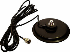 CB ANTENNA MAGNETIC BASE BM145 -PL (SO239) FITTING TO CB RADIO AND ANTENNA