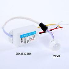 IR Infrared Module Body Sensor Intelligent Light Motion Sensing Switch Useful