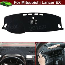 1pcs DashMat Dash Carpet Dashboard Mat Cover For Mitsubishi Lancer EX 2010-2017