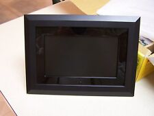 "Kodak Easy Share SV710 Digital Picture Frame 7"" with Remote box and all papers"