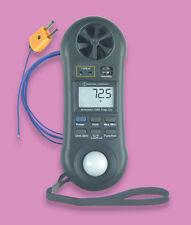 Control Company Enviro-meter 4 in 1 4332 NEW