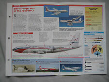 Aircraft of the World - Boeing 720