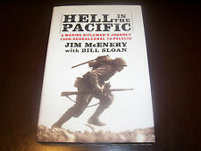 HELL IN THE PACIFIC U.S. Marines US Marine Corps Battle WWII WORLD WAR TWO Book