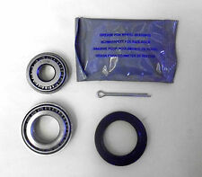 FORD Cortina MK1 1200 1500 ANTERIORE FRENI A TAMBURO RUOTA ANTERIORE CUSCINETTO KIT (D223 *)