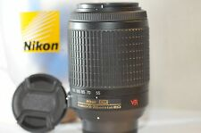 Nikon DX AF-S VR Nikkor 55-200mm G ED lens 2166 for D3300 D5300 D3200 D3100 D90