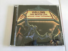 HENRY ROLLINS BOXED LIFE 1992 NR MINT 2 CD SET 727872100927