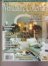 MINIATURE COLLECTOR JULY 2015,WORLDS FAVORITE DOLLHOUSE AND MINIATURES MAGAZINE