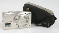 NIKON COOLPIX 7X ZOOM 16 MEGAPIXELS AND TOUCH SCREEN - FOR PARTS