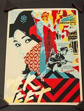 Obey Giant Shepard Fairey Drink Crude Oil Urban Street Graffiti Art Print Poster