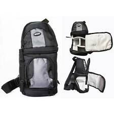 Pro Sling Camera Backpack for SLR DSLR DSLR Compact Video Camera