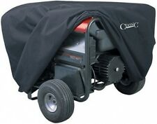 Classic Accessories Portable Generator Cover Large Black Weather Resistant x