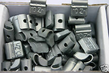 100 X 10G ZINC BALANCE WEIGHTS FOR STEEL WHEELS