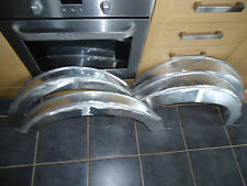 Set GP4 Escort MK2 Alloy Forest Arches Rally