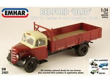 EMHAR British Bedford 'OLB' LWB 'O' Series 5-ton Dropside truck model kit 1/24