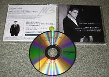 MICHAEL BUBLE Japan PROMO ONLY 1 track CD single HOME picture sleeve MORE listed
