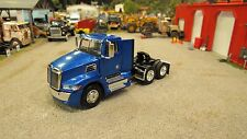 JUST RELEASED! DCP 1:64 WESTERN STAR 5700 XE TANDEM AXLE SEMI DAY / CAB TRUCK