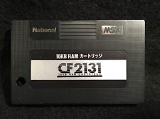MSX 16KB RAM Cartridge USA SELLER