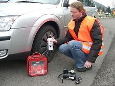 Reifenpannen Set  Reifen Pannenset / Kompressor +Spray / Reifen Doktor