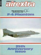 AIR EXTRA No.40: F-4 PHANTOM SPECIAL/ 75 PHOTOS, B&W and COLOUR/ 56 SQN FEATURE