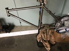 "Merlin Moots YBB Echo Titanium Ti Mountain Bike 21"" XL, Original Owners Manual"