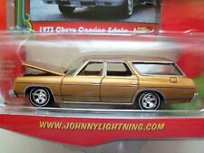 JOHNNY LIGHTNING - THOSE 70S CARS - 1973 CHEVY CAPRICE ESTATE STATION WAGON