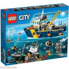 LEGO® City - Tiefsee - Expeditionsschiff 60095 Expedition Ship NEU & OVP