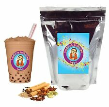 Spiced Chai Boba/ Bubble Tea Powder by Buddha Bubbles Boba (1 Kilo | 2.2 Pounds)