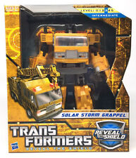 8347 TRANSFORMERS REVEAL THE SHIELD SOLAR STORM GRAPPEL HASBO MISB IN STOCK