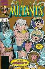 NEW MUTANTS #87 VERY FINE/ NEAR MINT (2nd PRINT) MARVEL COMICS