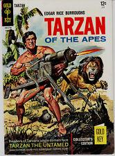 TARZAN   # 163 GOLD KEY