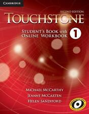 TOUCHSTONE LEVEL 1 STUDENT'S BOOK WITH ONLINE WORKBOOK 2ND EDITION by...