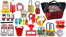 Asian LOTO Electrical Safety Lockout/Tagout Kit