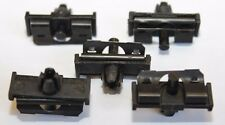 Volvo 240 260 Series Front / Rear Bumper Molding Retainer Clips (Qty. 5) 1372113