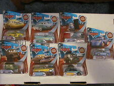 Disney Pixar Cars Toy Lot