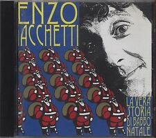 ENZO IACCHETTI - La vera storia di Babbo Natale CD 1996