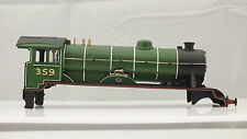 X2606/R859  HORNBY  BODY D49 HUNT FITZWILLIAM  LNER GREEN R/NO 359    S7G